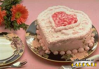 Širdies formos pyragaitis