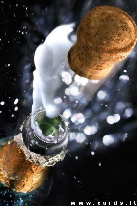 Šampano šūvis