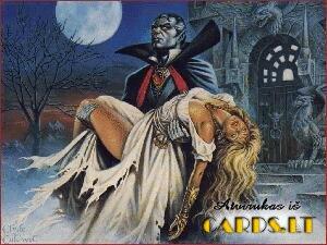 Gražuolė ir vampyras