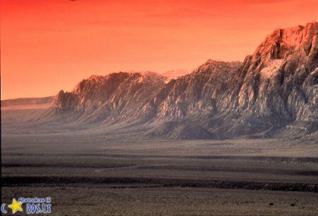 Saulėlydis kalnuose