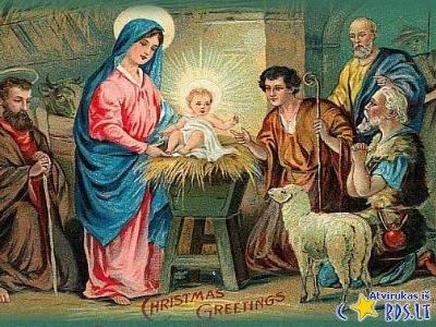 Jėzaus gimimas