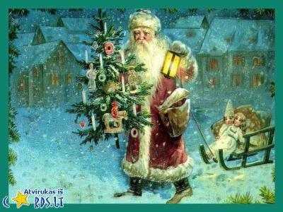 Senis Kalėda