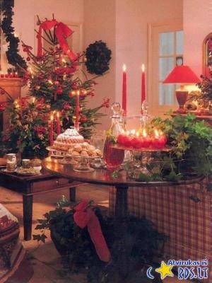 Kalėdų stalas