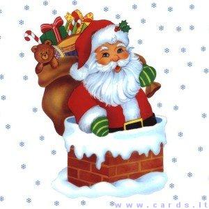 Santa kamine