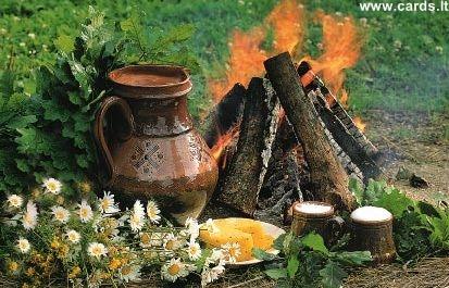 John's bonfire