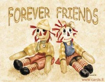 Amžini draugai