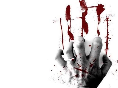 Kruvina ranka