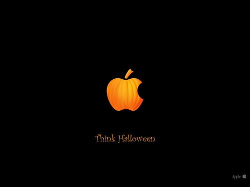 Think Halloween!