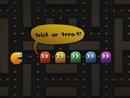 Pacman's Halloween