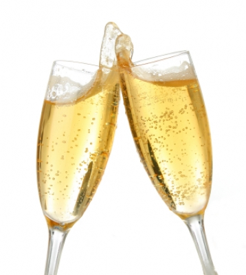 Šampano taurės