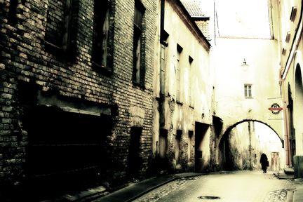 Vilniaus gatvelė