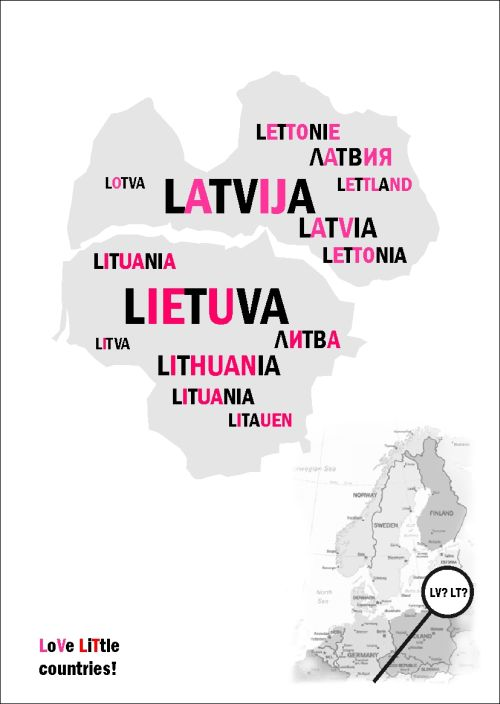 Latvija - Lietuva